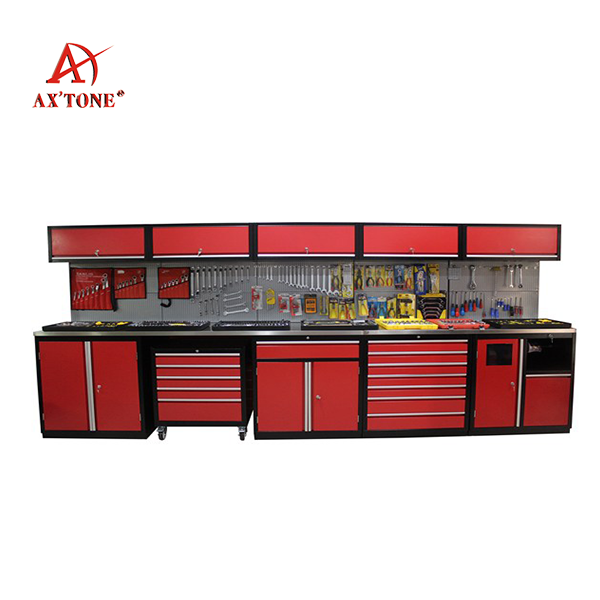 AX'TONE Manufacturer supply metal tool cabinet garage workshop use